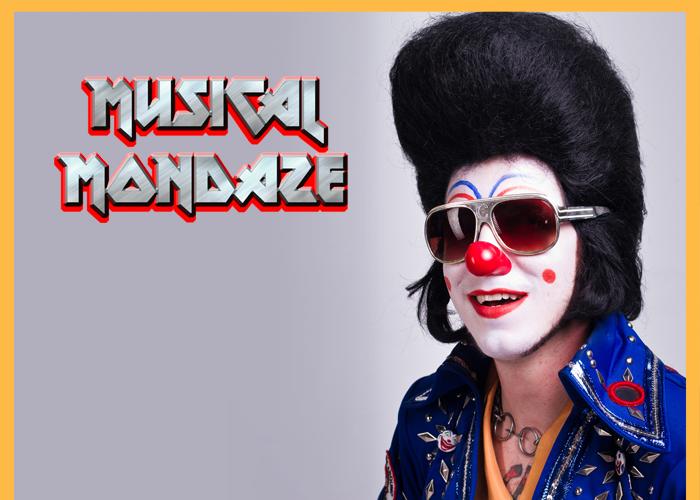 Clownvis_MusicalMondaze