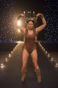 Vicky the Viking lady