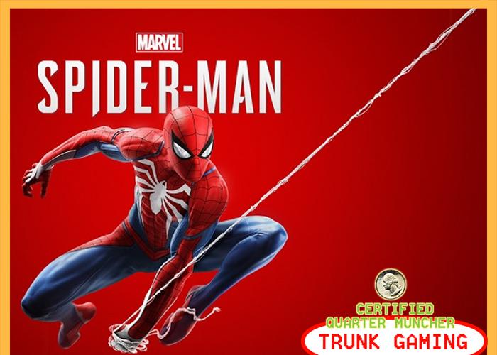 SpiderMan_TrunkGaming